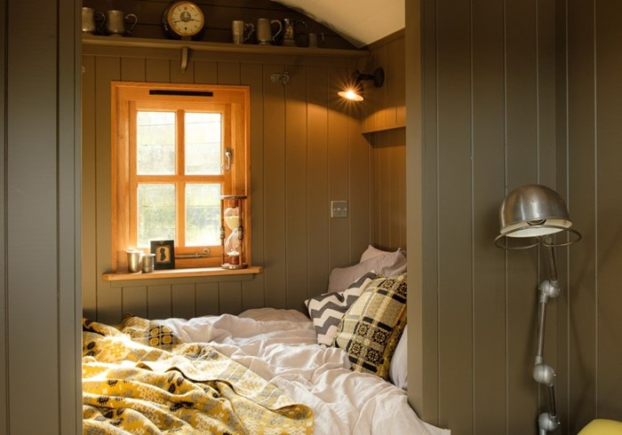 Shepherd's Huts for Business - Internal